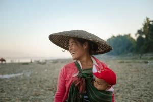 Myitkyina, une ville birmane