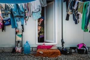 Réfugiés à Erbil, région autonome du Kurdistan